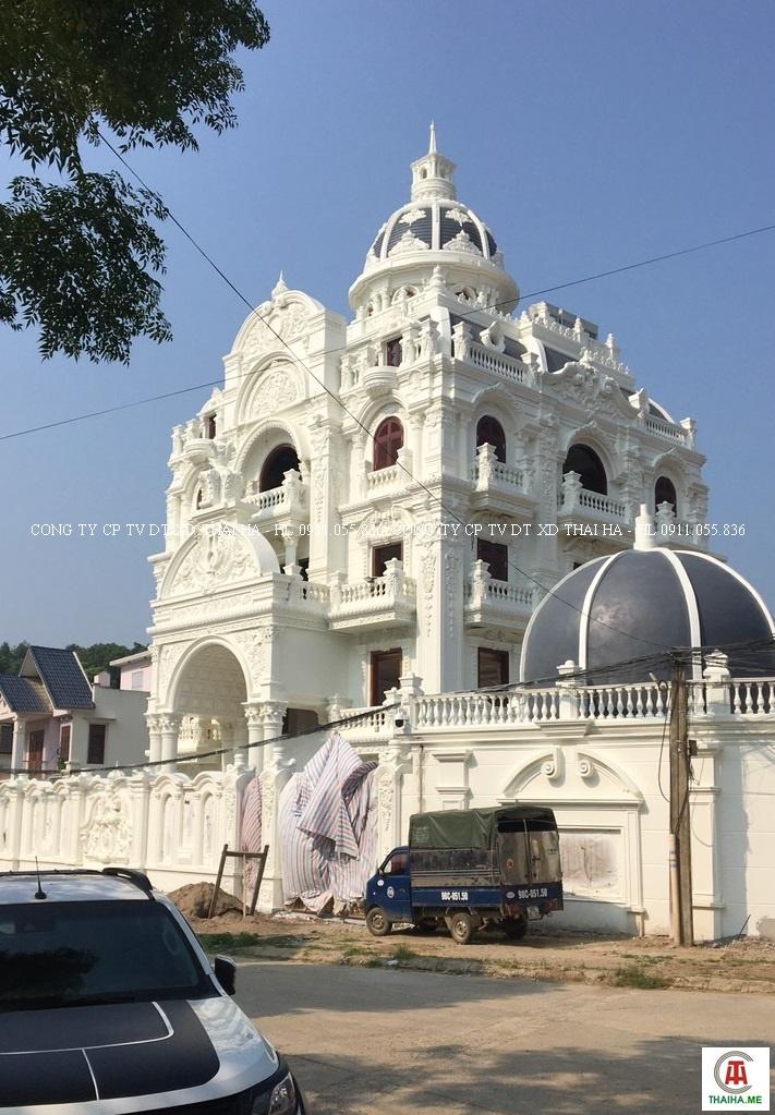 Điều hòa trung tâm cho Lâu đài Đồng Đăng, Lạng Sơn