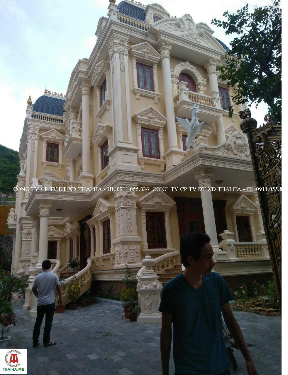 Điều hòa trung tâm cho biệt thự Ninh Bình
