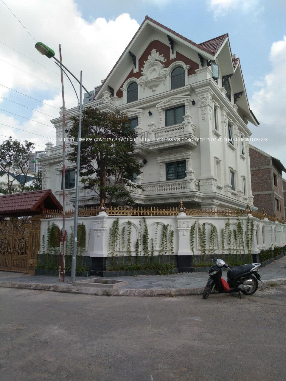 Điều hòa trung tâm cho biệt thự Giao Lưu