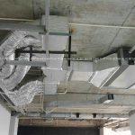 Dạn lạnh âm trần nối ống gió