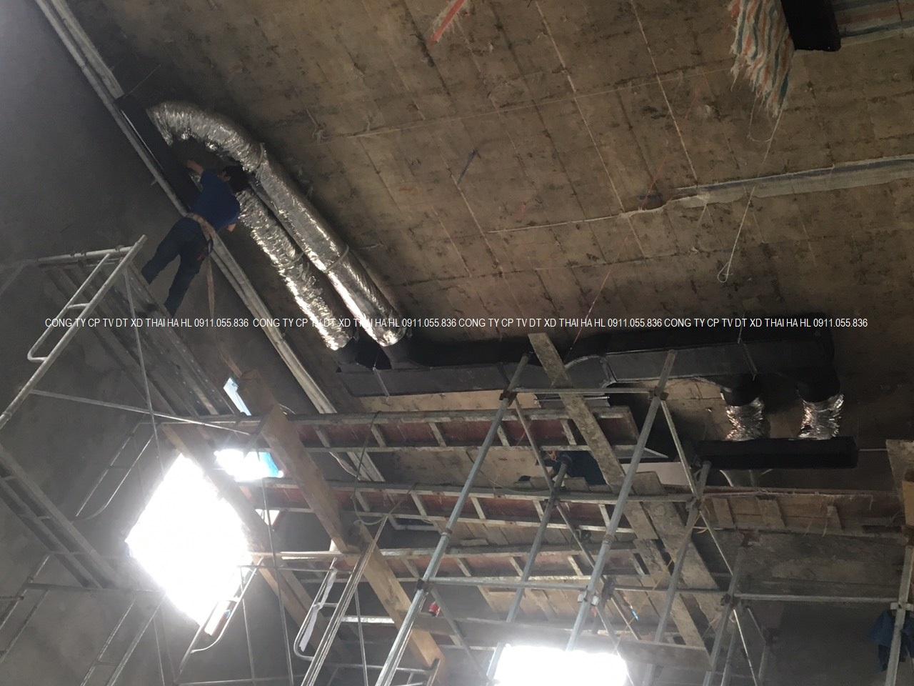 Dàn lạnh âm trần nối ống gió csl 11.2Kw